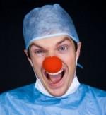 Больничные клоуны в Израиле