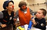 Больничный клоун