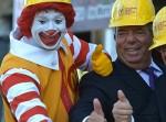 Клоуна Рональда увольняют с работы