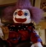 Малиновый клоун