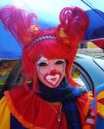 Грим клоуна6