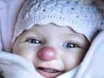Малышка-клоун