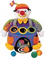 Клоун с мячами