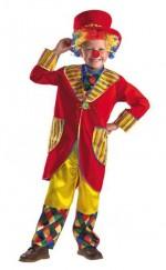 Клоун Франт (красный)