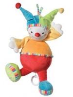 Музыкальный клоун