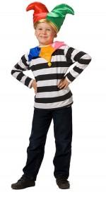 Костюм клоуна для мальчиков